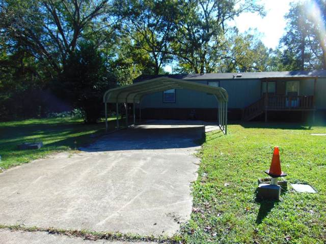 110 Brock Street, Lufkin, TX 75904 (MLS #59368) :: The SOLD by George Team