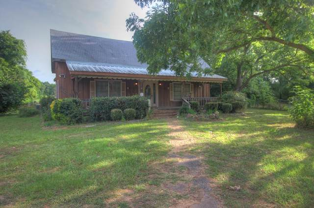 12345 Hwy 21E, Alto, TX 75925 (MLS #60418) :: The SOLD by George Team
