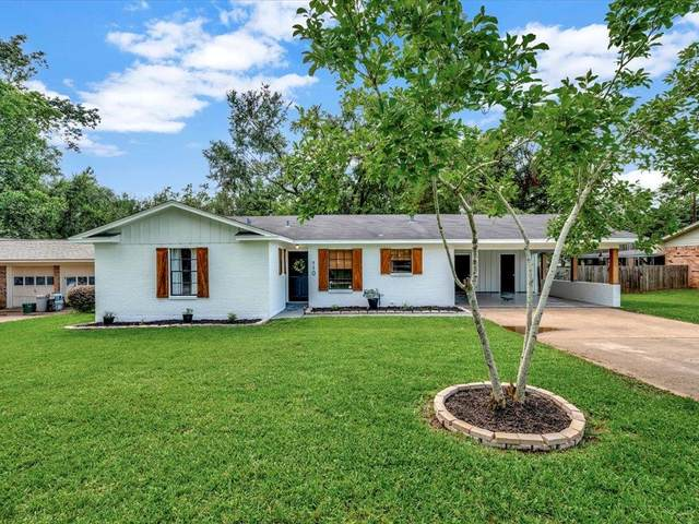 110 Nottingham Drive, Nacogdoches, TX 75961 (MLS #62587) :: The SOLD by George Team