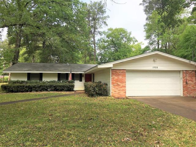 1508 Broadmoor, Lufkin, TX 75901 (MLS #57482) :: The SOLD by George Team