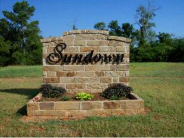 Lot 19 Sundown Drive, Nacogdoches, TX 75965 (MLS #51238) :: The SOLD by George Team