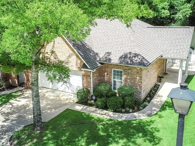 106 Shady Springs Bend, Lufkin, TX 75901 (MLS #56704) :: The SOLD by George Team