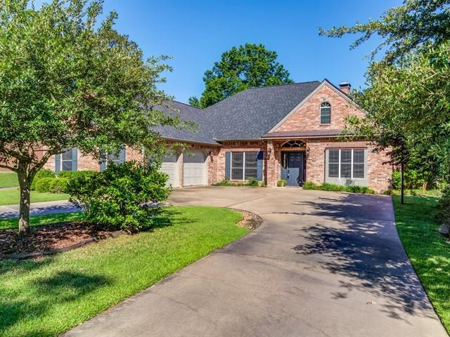 103 Winged Foot Drive, Lufkin, TX 75901 (MLS #58240) :: The SOLD by George Team
