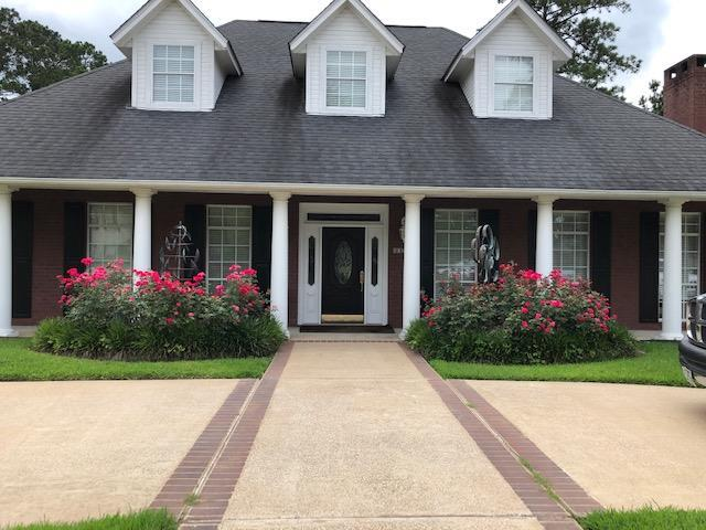 802 Pine Valley Drive, Lufkin, TX 75901 (MLS #58358) :: The SOLD by George Team