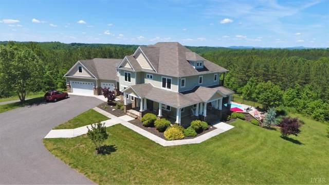 1249 Lees Mill Lane, Goode, VA 24556 (MLS #316506) :: Hopkins Real Estate Group