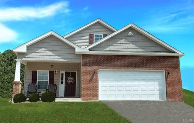 206 Legacy Oaks Circle Drive, Lynchburg, VA 24501 (MLS #316591) :: Hopkins Real Estate Group