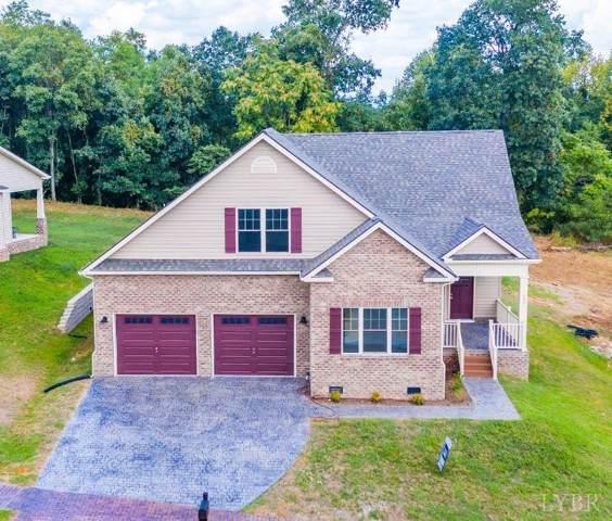 184 Turning Point Drive, Evington, VA 24550 (MLS #317361) :: Hopkins Real Estate Group