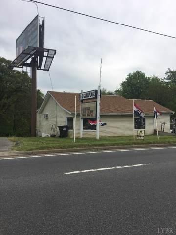 4603 S Amherst Highway, Madison Heights, VA 24572 (MLS #317369) :: Hopkins Real Estate Group
