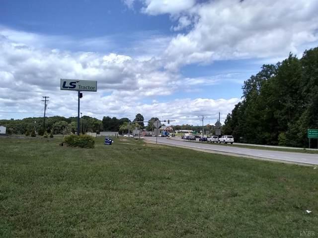 43 Sprouses Garage Rd, Buckingham, VA 23921 (MLS #319392) :: Hopkins Real Estate Group