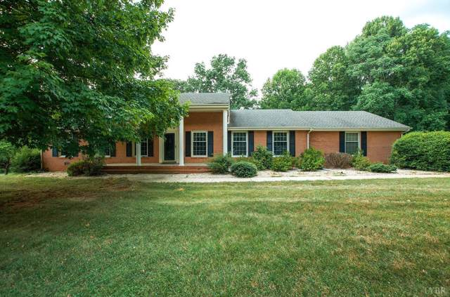 133 Snooty Fox Road, Goode, VA 24556 (MLS #319608) :: Hopkins Real Estate Group