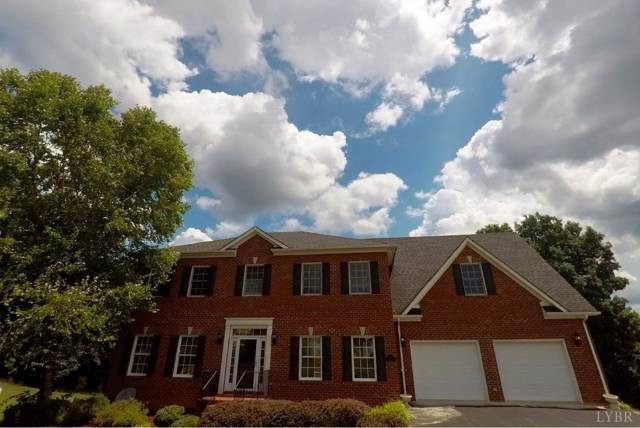 1583 Ty Bluff Road, Forest, VA 24551 (MLS #319779) :: Hopkins Real Estate Group