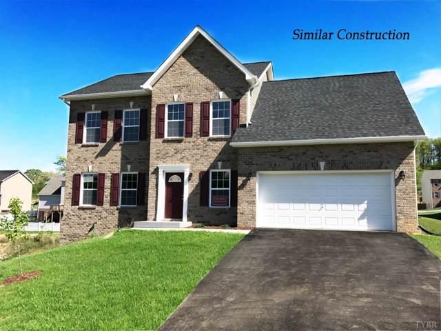 46 Carriage Parkway, Rustburg, VA 24588 (MLS #319987) :: Hopkins Real Estate Group