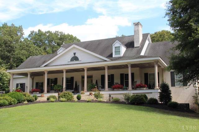 1103 Barrow Street, Farmville, VA 23901 (MLS #320329) :: Hopkins Real Estate Group