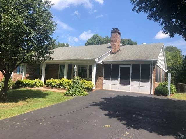 189 Oakland Drive, Madison Heights, VA 24572 (MLS #320562) :: Hopkins Real Estate Group