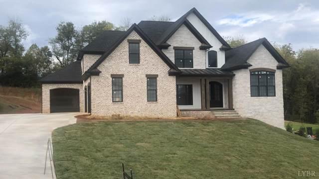6 Lake Manor Drive, Forest, VA 24551 (MLS #320630) :: Hopkins Real Estate Group