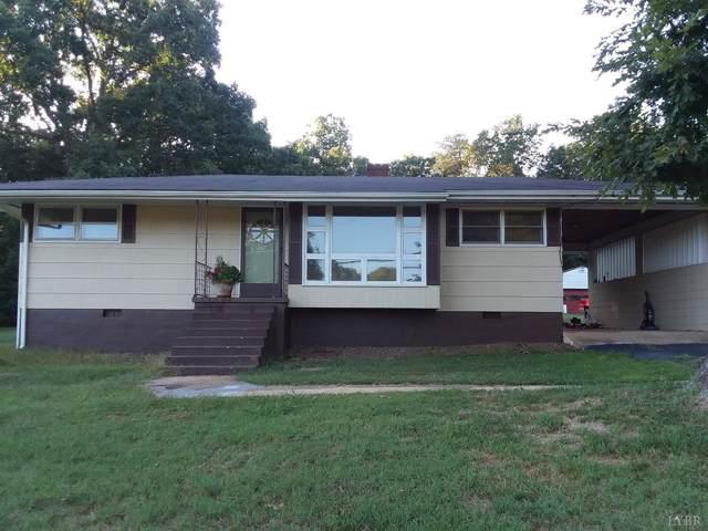417 Oakwood Drive, Hurt, VA 24563 (MLS #320749) :: Hopkins Real Estate Group