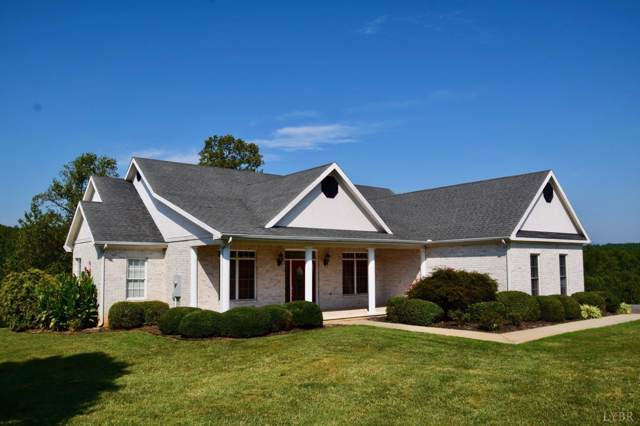 487 London Lane, Amherst, VA 24521 (MLS #320906) :: Hopkins Real Estate Group