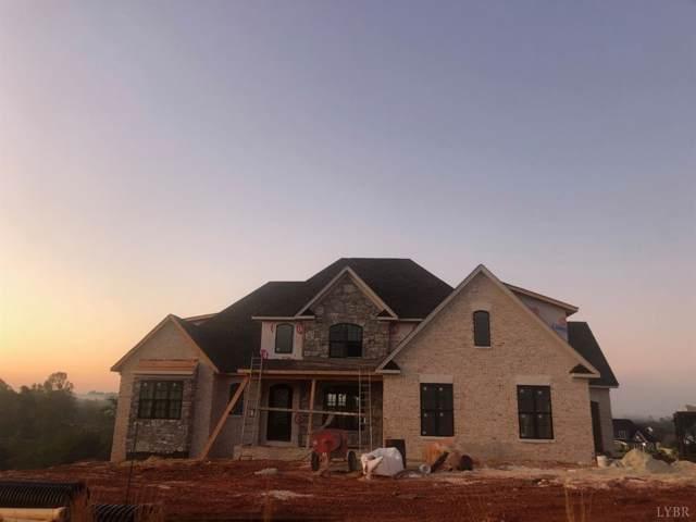 57 Lake Manor Drive, Forest, VA 24551 (MLS #321407) :: Hopkins Real Estate Group