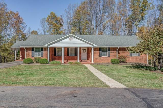 781 Lynnbrook, Rustburg, VA 24588 (MLS #321781) :: Hopkins Real Estate Group
