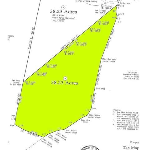 0 Lot B Sycamore Creek Rd, Buckingham, VA 23921 (MLS #322049) :: Hopkins Real Estate Group