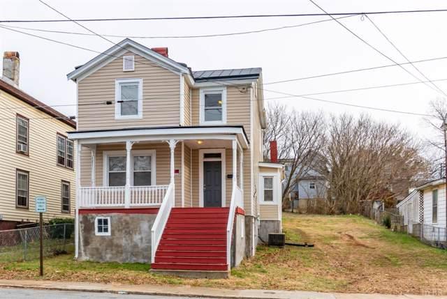1108 Buchanan Street, Lynchburg, VA 24501 (MLS #322059) :: Hopkins Real Estate Group