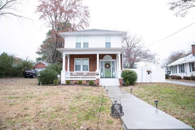 195 Highland Avenue, Appomattox, VA 24522 (MLS #322199) :: Hopkins Real Estate Group