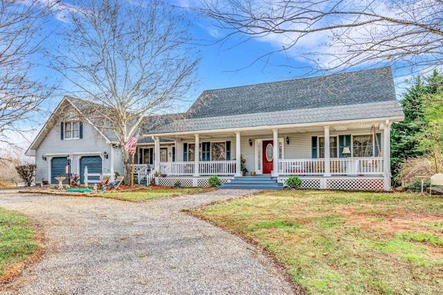 448 Deerfield Drive, Amherst, VA 24521 (MLS #322202) :: Hopkins Real Estate Group