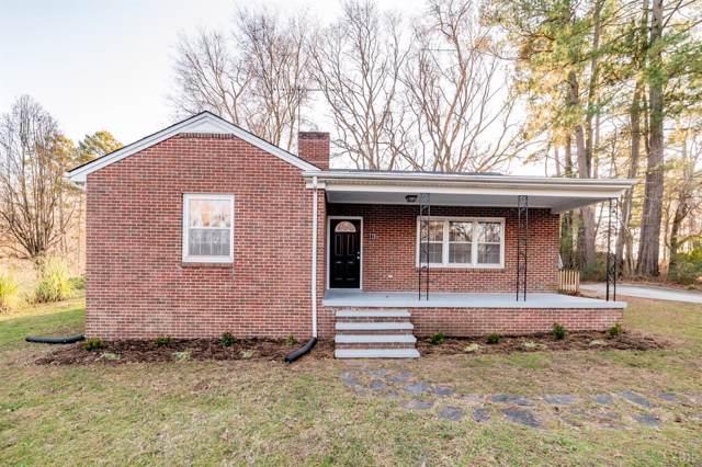 115 East Williams Street, Brookneal, VA 24528 (MLS #322236) :: Hopkins Real Estate Group
