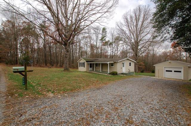 520 Pauls Road, Rustburg, VA 24588 (MLS #322241) :: Hopkins Real Estate Group