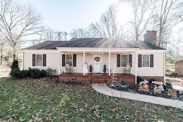 482 Burr Oak Road, Lynchburg, VA 24502 (MLS #322299) :: Hopkins Real Estate Group