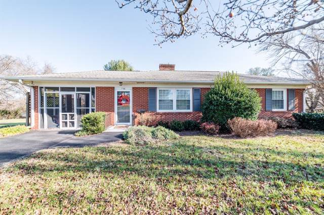 736 Sandusky Drive, Lynchburg, VA 24502 (MLS #322309) :: Hopkins Real Estate Group