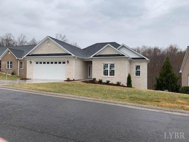 109 Glenbrooke Drive, Lynchburg, VA 24503 (MLS #317538) :: Hopkins Real Estate Group