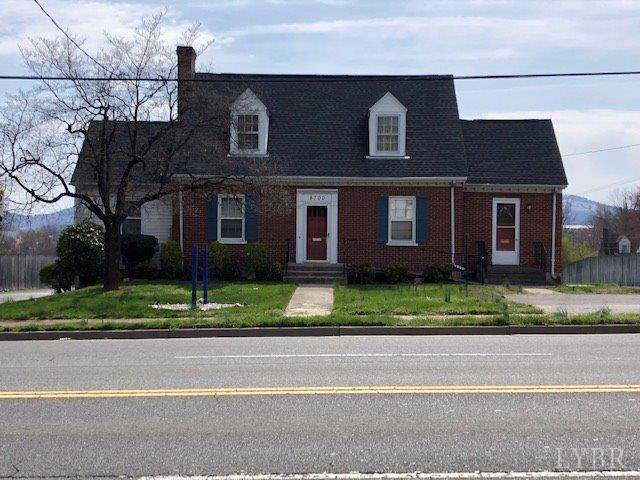 4700 Fort Avenue, Lynchburg, VA 24502 (MLS #317646) :: Hopkins Real Estate Group