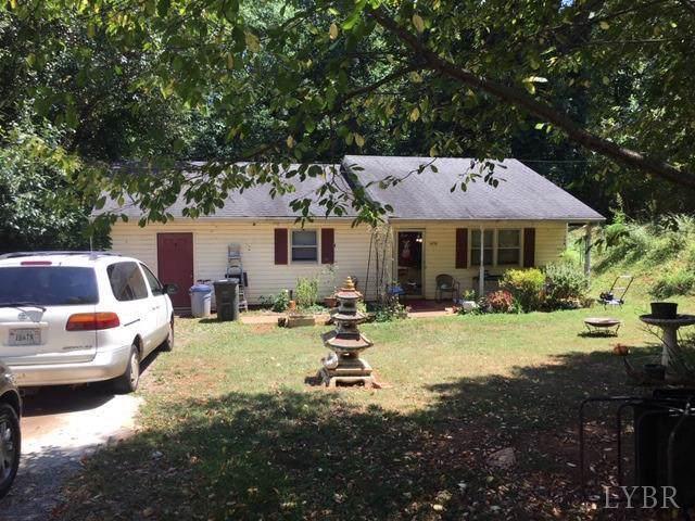 1406 Nelson Drive, Lynchburg, VA 24502 (MLS #319964) :: Hopkins Real Estate Group