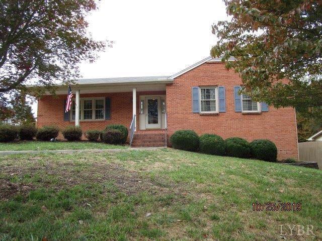 1050 Vicar Road, Danville, VA 24540 (MLS #321714) :: Hopkins Real Estate Group