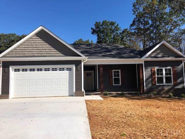 1306 Gladden Circle, Forest, VA 24551 (MLS #321835) :: Hopkins Real Estate Group