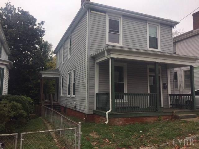 707 Madison Street, Lynchburg, VA 24504 (MLS #321837) :: Hopkins Real Estate Group