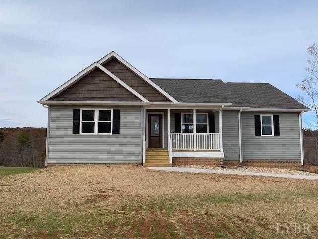 670 Woodland Rd, Appomattox, VA 24522 (MLS #322150) :: Hopkins Real Estate Group