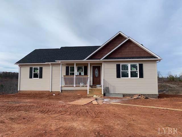 766 Columbus Rd, Concord, VA 24538 (MLS #322262) :: Hopkins Real Estate Group