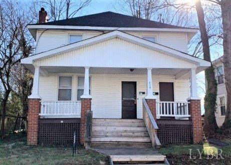 2010 Kingston Avenue, Lynchburg, VA 24501 (MLS #322371) :: Hopkins Real Estate Group