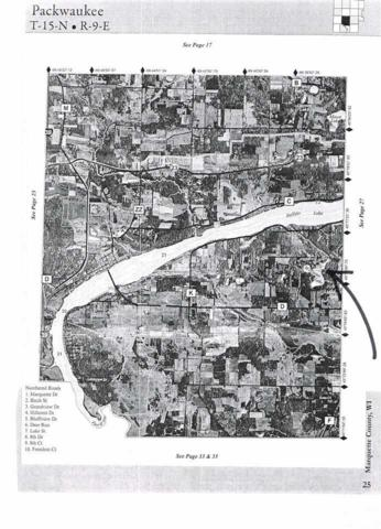 Lot J Williams Lake Estates, Packwaukee, WI 53949 (#1712764) :: Nicole Charles & Associates, Inc.