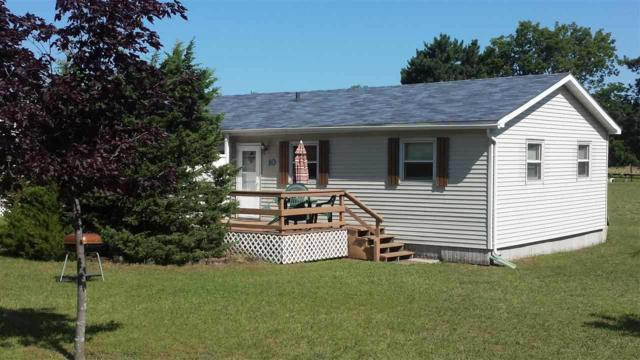 W983 W North Shore Dr, Mecan, WI 53949 (#1753503) :: Nicole Charles & Associates, Inc.