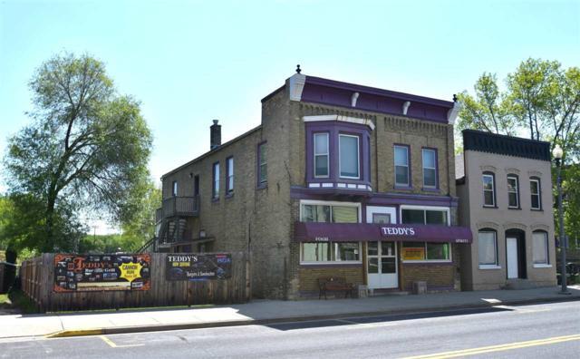118 N Lake St, Hustisford, WI 53034 (#1791956) :: Nicole Charles & Associates, Inc.
