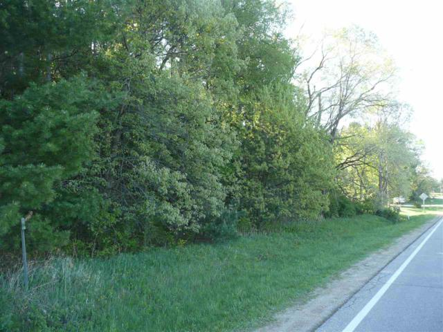 1.2 Ac County Road O, Newport, WI 53965 (#1799460) :: Nicole Charles & Associates, Inc.
