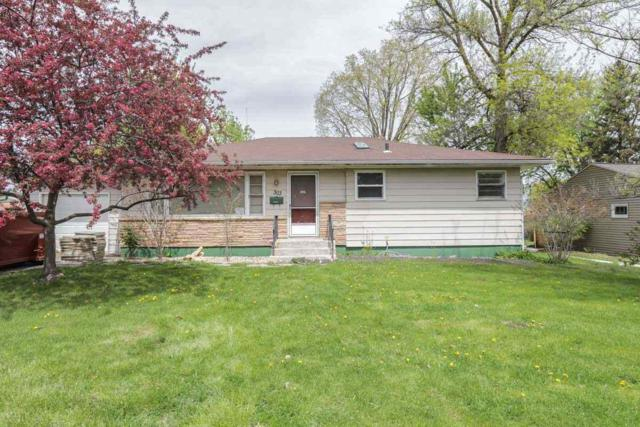303 Panther Tr, Monona, WI 53716 (#1802334) :: Baker Realty Group, Inc.