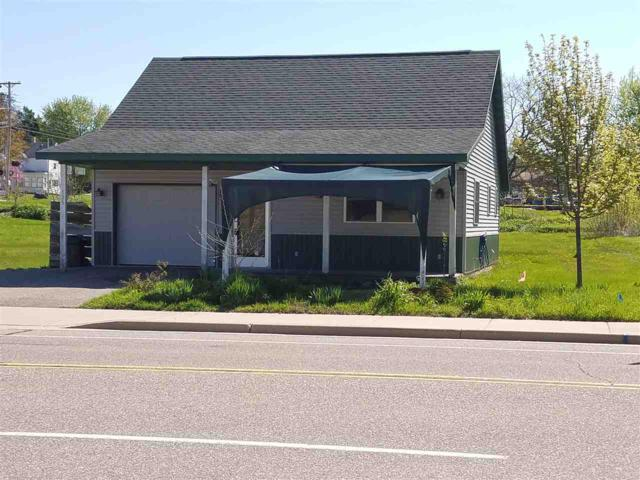 135 Wisconsin St, Merrimac, WI 53561 (#1802645) :: Nicole Charles & Associates, Inc.