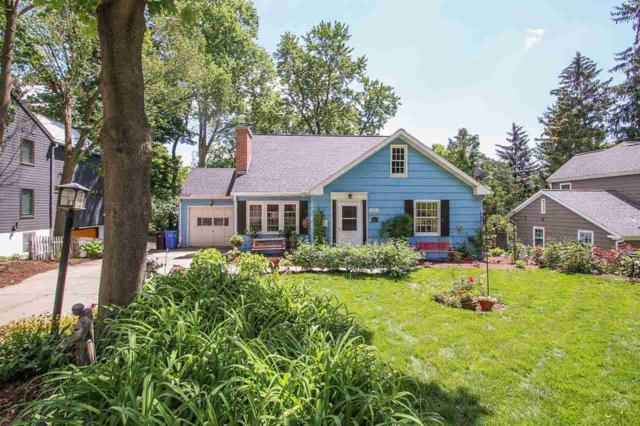1105 Edgehill Dr, Shorewood Hills, WI 53705 (#1803879) :: Baker Realty Group, Inc.