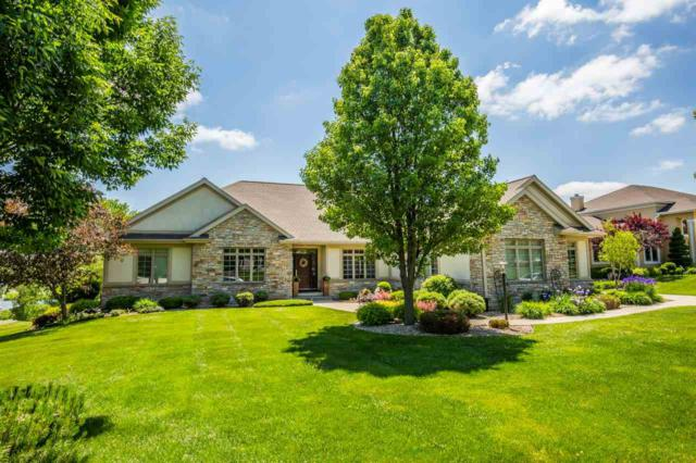 9709 Hill Creek Dr, Madison, WI 53593 (#1806565) :: Baker Realty Group, Inc.