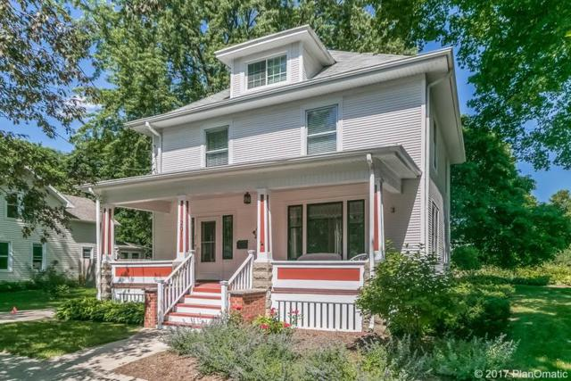 201 N Prairie St, Stoughton, WI 53589 (#1806631) :: Baker Realty Group, Inc.