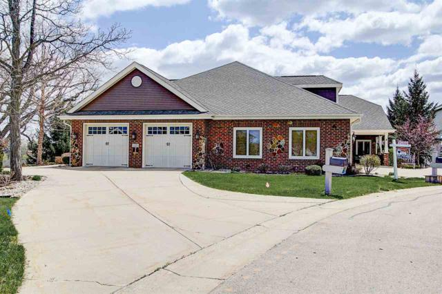 1218 Arboretum Ct, Waunakee, WI 53597 (#1807165) :: Baker Realty Group, Inc.
